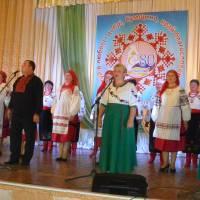 Гімн Березівської ОТГ у виконанні аматорів сцени громади