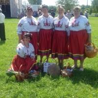 Щорічний Спасо-Преображенський ярмарок в рамках обласної культурно-мистецької акції «Пісенне коло»
