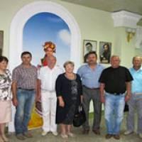 Делегація сільських голів з Білопільщини відвідала Березівську сільську об'єднану територіальну громаду