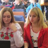 Ведучі: К. В. Хижкова, В. Р. Сухова