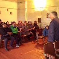 П.В. Гончаров відповідає на питання глядачів