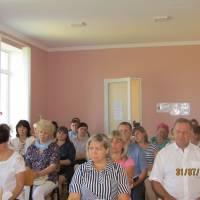 31 липня 2018 р. семінар - нарада від ДСЗН Сумської обласної державної адміністрації