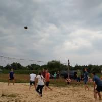 Турнір з волейболу до Дня молоді