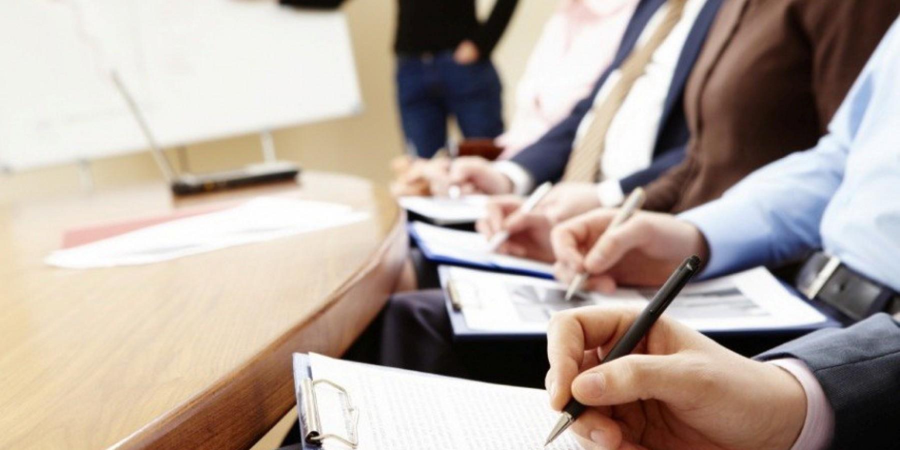 Засідання місцевої конкурсної комісії з оцінки та проведення конкурсного відбору проєктів субєктів малого підприємництва