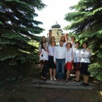 день вишиванки в Колодненській сільській раді