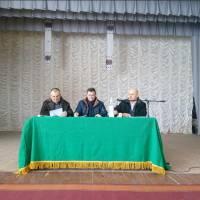 Звіт Озернянського сільського голови 4 березня 2018 р.