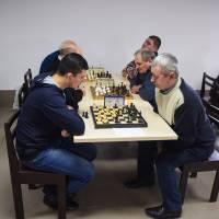 Шаховий турнір у с. Озерна січень 2017