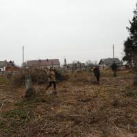 прибирання цвинтар