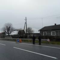 Розпочалися роботи по освітленню  вулиці Богдана Хмельницького ( траса) 2020 рік
