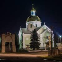 Цекрва Пресвятої Тройці в с. Озерна