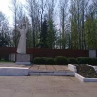 Меморіальний комплекс загиблим воїнам у великій вітчизняній війні