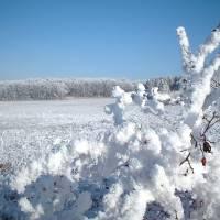 Зимові пейзажі