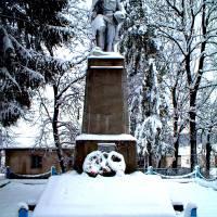 Памятник 'Солдату-визволителю'