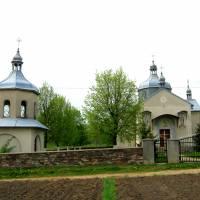Церква  в с.Миколаївка.