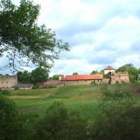 Пейзажі.  Замок