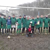 Молода і амбітна команда із села Нижбірок