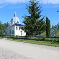 Церква Покрови Пресвятої Богородиці (с. Целіїв, Тернопільська область)