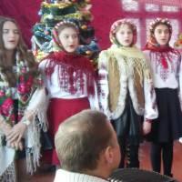 Коляда у Литячівській школі!