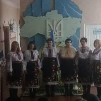 Концертна програма з нагоди 205-річчя народження Т.Г.Шевченка.