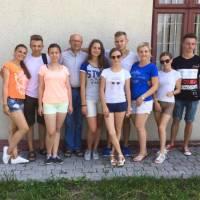 о. Михайло і його молода команда
