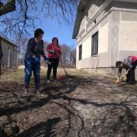 05 квітня 2018 року - День благоустрою в ОТГ