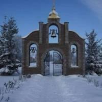 Дзвінниця Церкви Різдва Пресвятої Богородиці  с.Мар'янівка