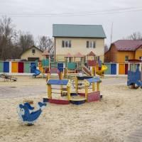 Дитячий майданчик с. Настасів
