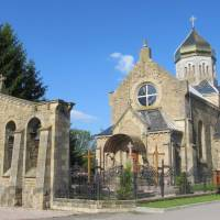 Церква Воскресіння Господнього с. Настасів