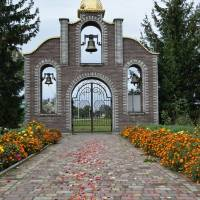Дзвінниця Церкви Різдва Пресвятої Богородиці у с.Мар\