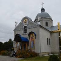 Церква Різдва Пресвятої Богородиці у с.Мар