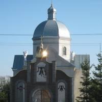 Церква Різдва Пресвятої Богородиці  с.Мар'янівка