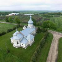 Церква  свв. апп. Петра і Павла, УГКЦ  с.Йосипівка