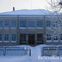 Школа с. Мар'янівка