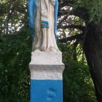 Фігура св. Миколая у с. Йосипівка