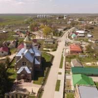 Панорама с.Настасів