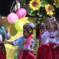 Вихованці дошкільного закладу Казка