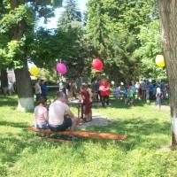 День захисту дітей у с.Великі Дедекали 03.06.2019 року