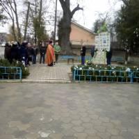 День Героїв Небесної Сотні у с.В.Дедекали 20.02.2019 року