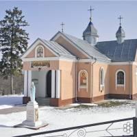 УГКЦ св. Івана Богослова с.Скорики