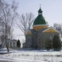 Церква Пресвятої Діви Марії с. Климківці
