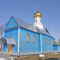 Церква Пресвятої Богородиці с.Медин
