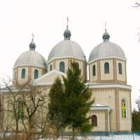 Церква св. Архістратига Михаїла в с. Пальчинці