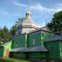 Церква св.Тройці с.Голотки