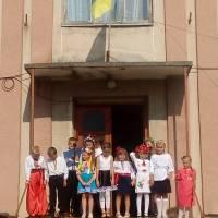 Святкування Дня Незалежності в с.ПАЛЬЧИНЦІ!2017РІК