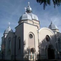 Церква святої преподобної Параскеви Сербської с.Кошляки