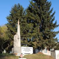 Пам'ятник воїнам-односельцям, полеглим у німецько-радянській війні (1966)