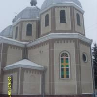 Церква св.Архістратига Михаїла с.Пальчинці