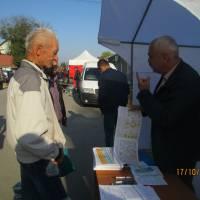 Вулична акція «Впливай на бюджет своєї громади!»