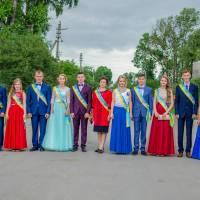 Випускники 2017 року  Ілавченської ЗОШ