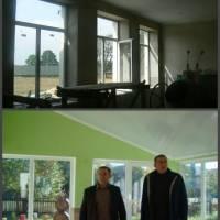 новий садок в Сороцьку
